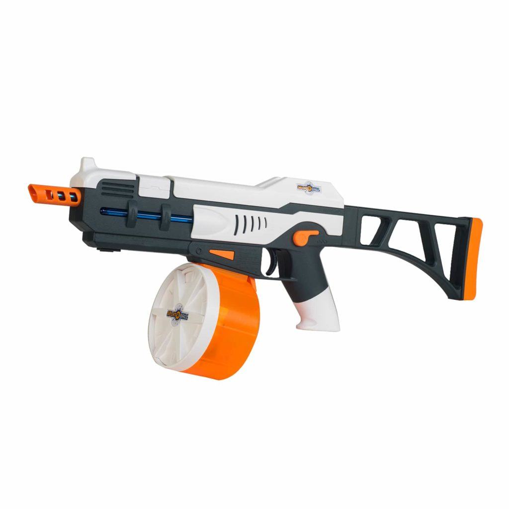Full Auto Soft Water Bead Blaster with Drum Mag